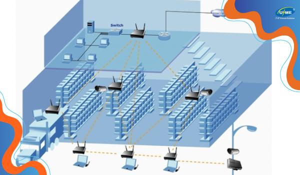 Giải pháp mạng không dây WLAN