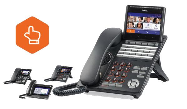 Điện thoại IP NEC