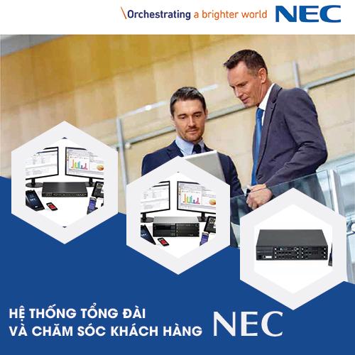 NEC PABX and Call Center